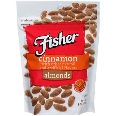 Cinnamon Almonds