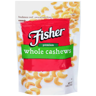 Premium Whole Cashews