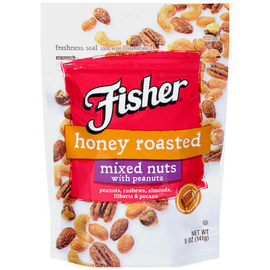 Honey Roasted Mixed Nuts