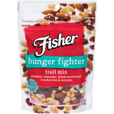 Hunger Fighter Trail Mix